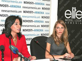 French model agency to hold Elite Model Look casting in Armenia