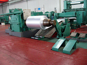 ArmenAl foil-rolling plant produced 26,000 tons of aluminum foil in 2012