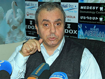 Armenia's 2013 budget draft doesn't reduce shadow economy- deputy