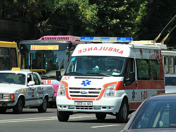 Ambulance vehicles in Armenia will be equipped with Armenia-made tablets