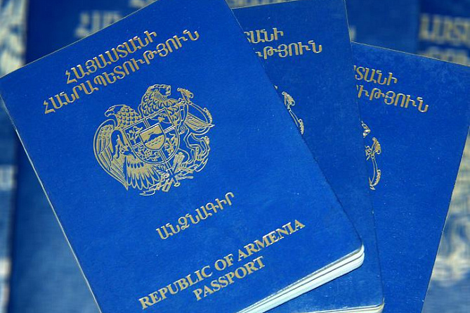 Armenia ups one notch in Henley & Partners Passport Index