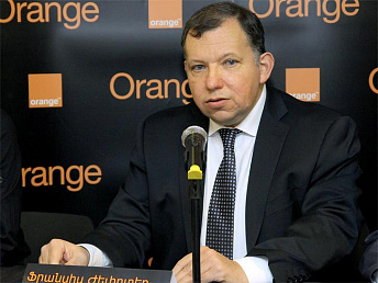 Orange Armenia plans posting earnings by end-2013