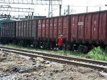 South Caucasus Railways reports 11 percent rise in cargo transportation