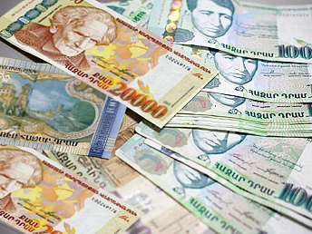 Armenian government collects 80.3 billion drams in revenue in January and spends 47.7 billion drams