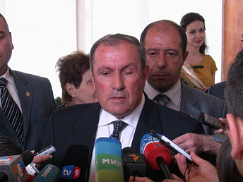 Oppositional ANC leader labels Armenia's  presidential elections as feast in time of plague