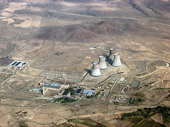 Levitin: Armenia's nuclear power plant enables Armenia and Russia to step up their cooperation in energy sector
