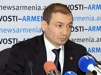 Armenian MP argues for deeper discussions about Eurasian Union idea