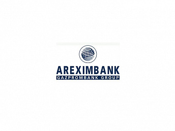 Number of payment cards issued by Areximbank-Gazprombank Group grew by 34.20% over 2012