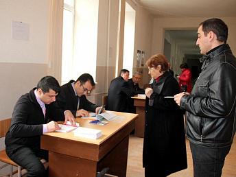 Over 20 IPA CIS observers to watch Armenian presidential vote