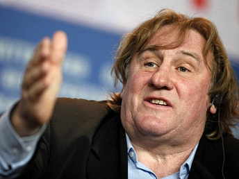 Actor Depardieu sets up Belgian investment firm