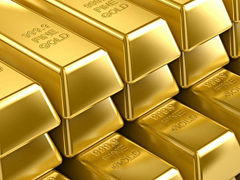 Gold steadily rallying as dollar slipping