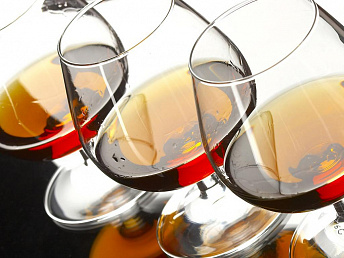 Armenia's brandy output built up 9.6% to in 2013