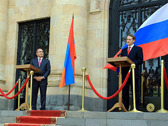 Armenian-Russian cooperation consolidated in all fields