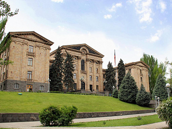 Armenian parliament speaker to receive Bundestag President