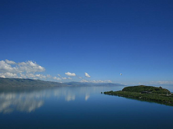 Not endemic species of fish threaten Lake Sevan ecosystem