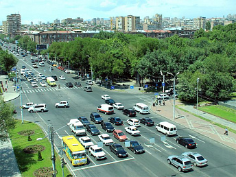 Third Yerevan Business Run- 2014 to take place on June 8