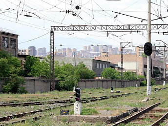 Armenian railway's Abovyan-Vardenis section inspected by railway safety surveillance commission