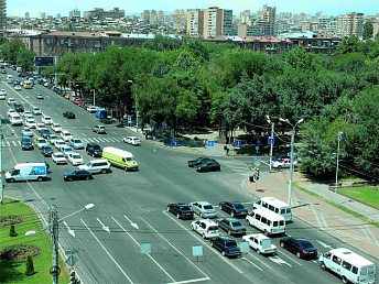 Up-to-European-standards car parking lots to appear in Yerevan next year
