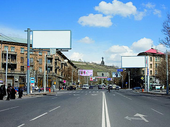 Downtown Yerevan will be closed to traffic on October 14