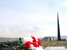 Armenia commemorates the victims of the Armenian Genocide 1915