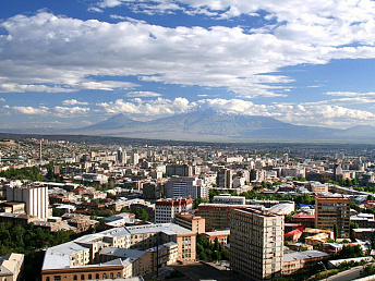 First in CIS Hyatt Hotel to enter Yerevan in spring 2013