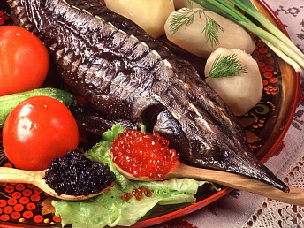 Temporary ban on Armenian fish-breeding companies' exports to Russia now apples to only one company